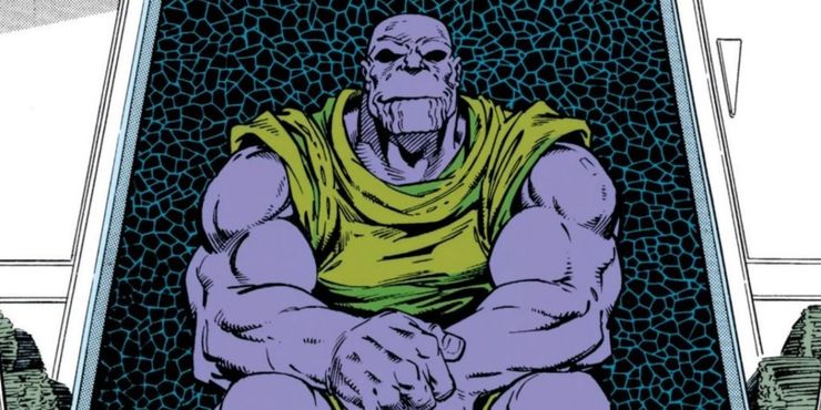 The first 10 reasons include how undoubtedly, Thanos was treated horribly by his other fellow Eternals.