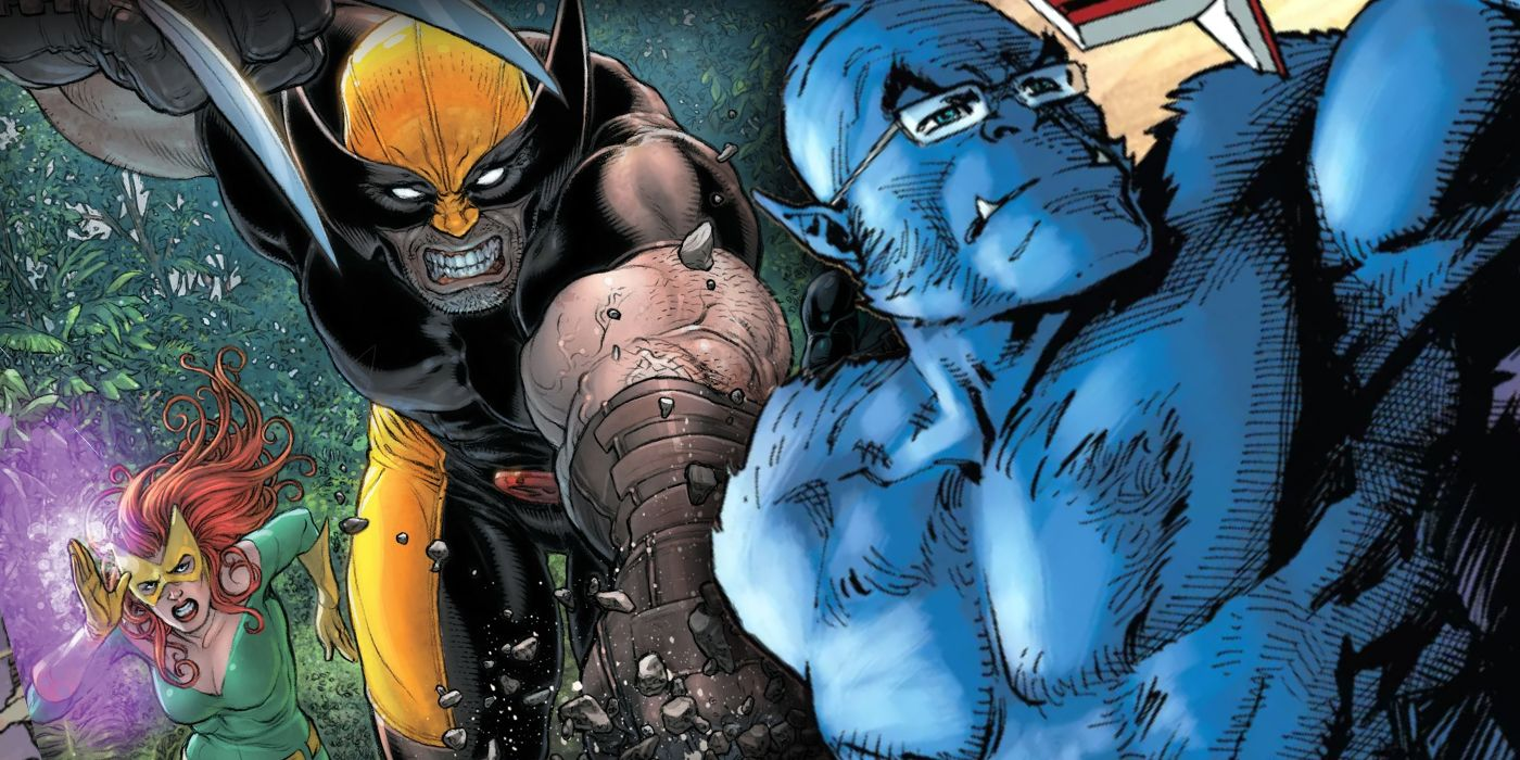 X-Men: Beast Nearly Doomed the Team AGAIN - and Another Hero Is FURIOUS