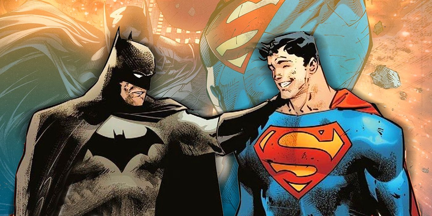 Batman and Superman Could've Been the World's Finest ...