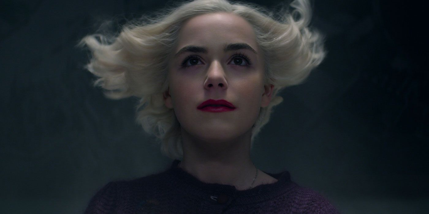 Chilling Adventures Gathers Sabrina and Friends for Final-Season Photoset