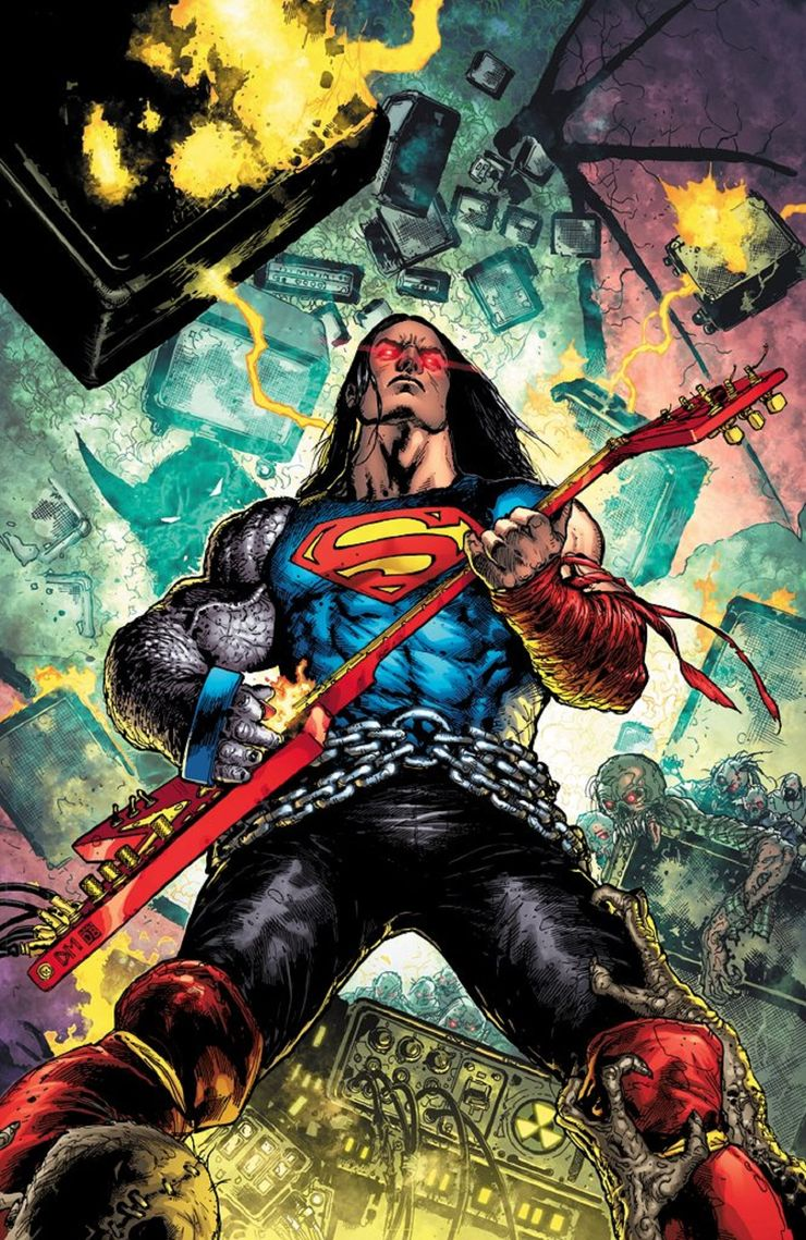 Dark Nights Death Metal Superman Doug Mahnke