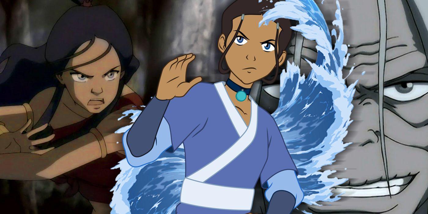 Avatar: Book Three: Fire Was More Katara's Season Than Book One: Water Was