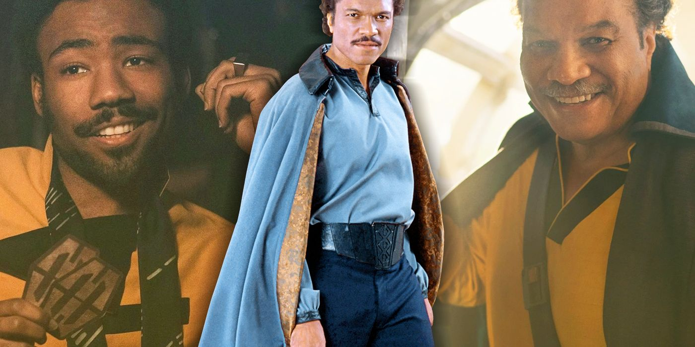 Star Wars: A Lando Series Should Star Donald Glover AND Billy Dee Williams