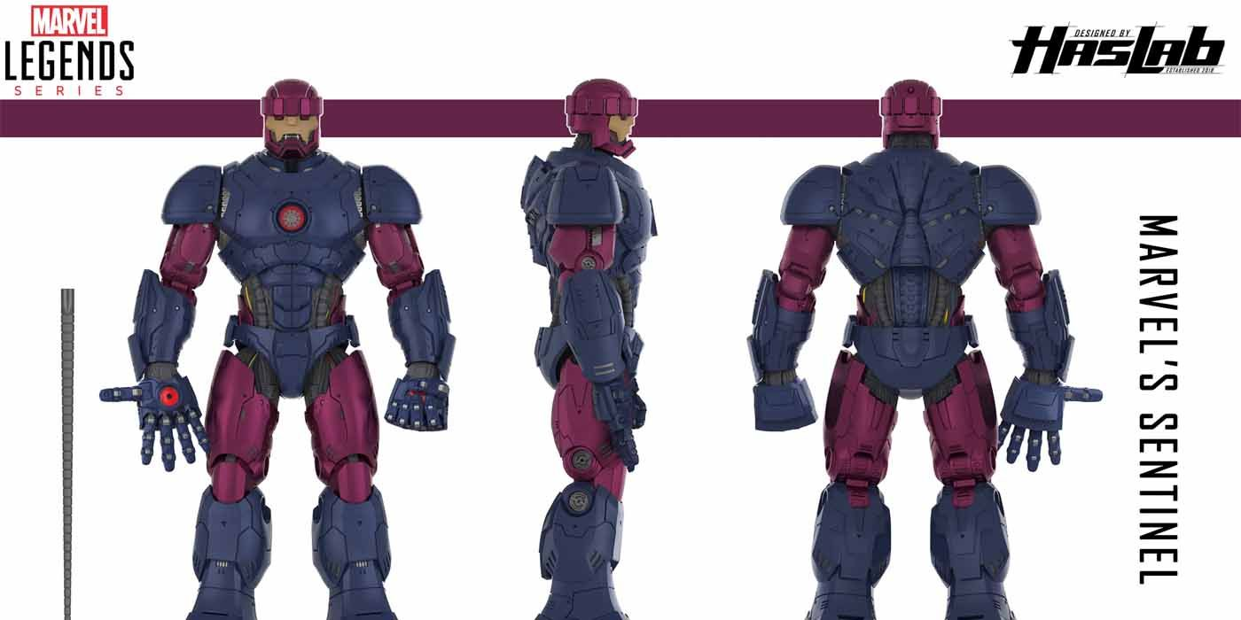 Hasbro's X-Men Legends Marvel's Sentinel Is Absolutely Massive