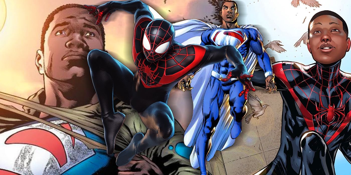 It's Time for a Black Superman Film - and Spider-Man Showed DC How to Do It