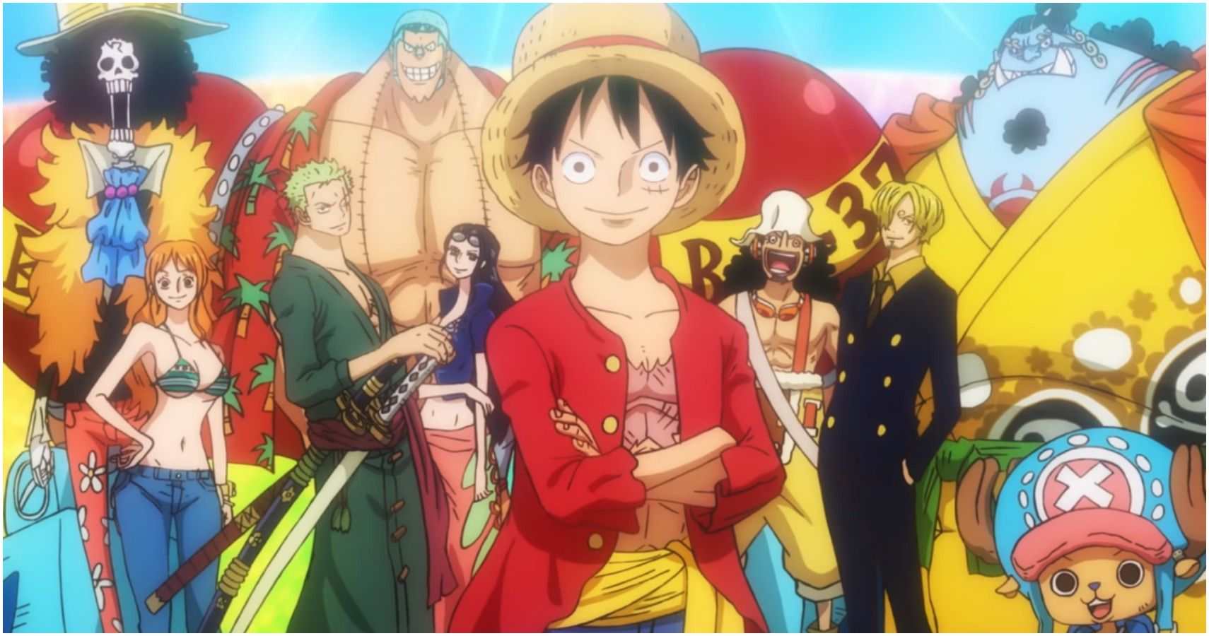 One Piece: Every Member Of The Straw Hats (& How They ...