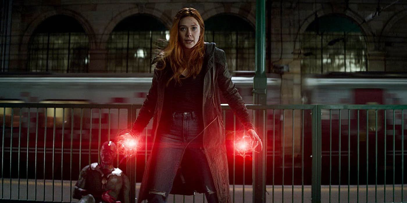 Scarlet Witch Stunt Double Fights Proxima Midnight in Epic Video
