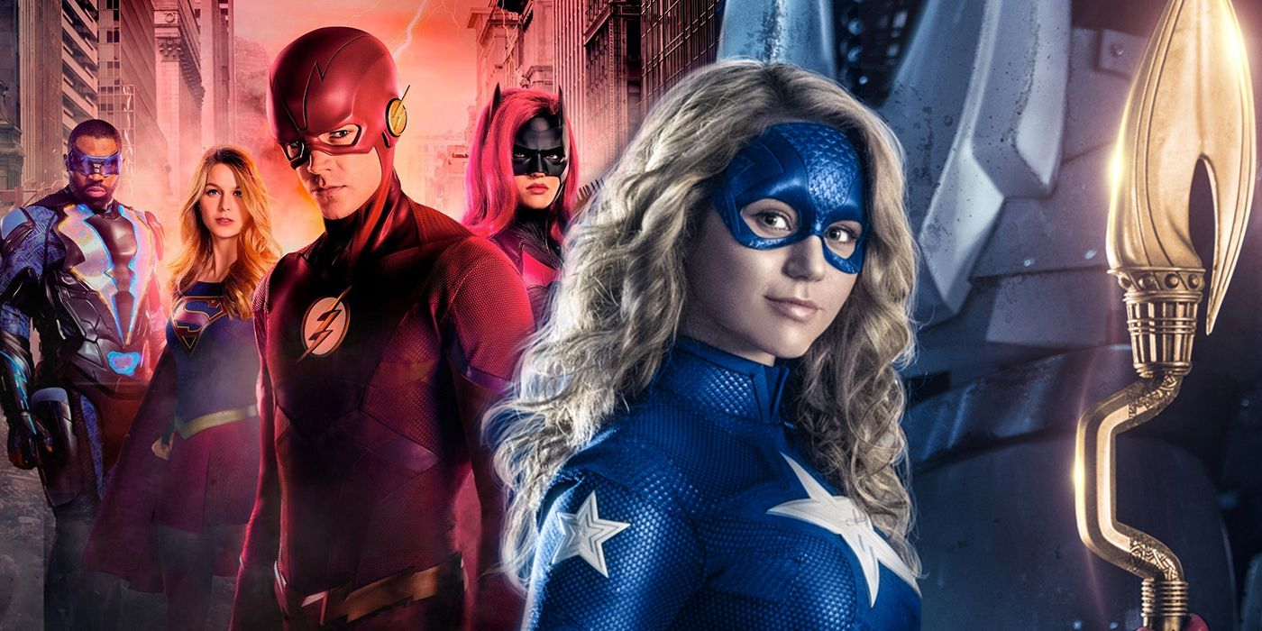 Stargirl Deserves to Join the Arrowverse's Next Big Crossover