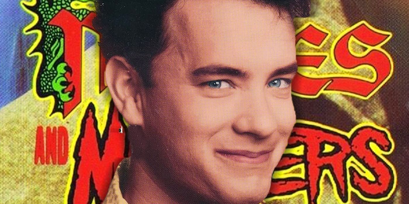 Tom Hanks' First Leading Role Was in a Bizarre Anti-D&D Movie
