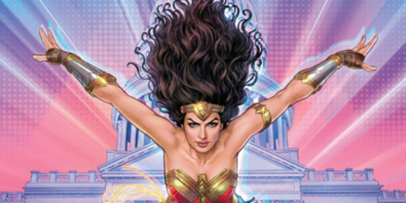 DC Announces Wonder Woman 1984 Tie-In Comic