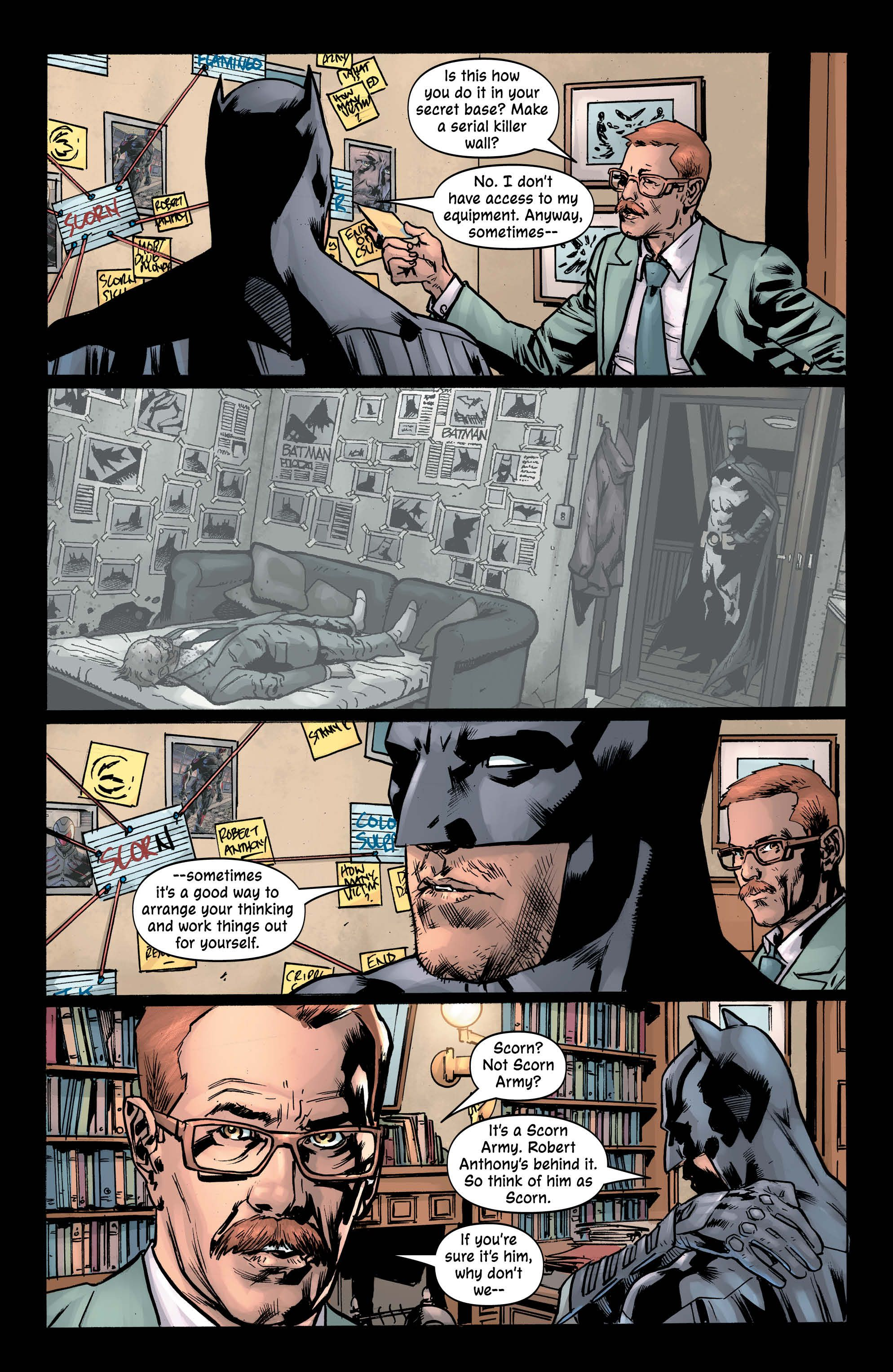 Of 12 Batmans Grave #9