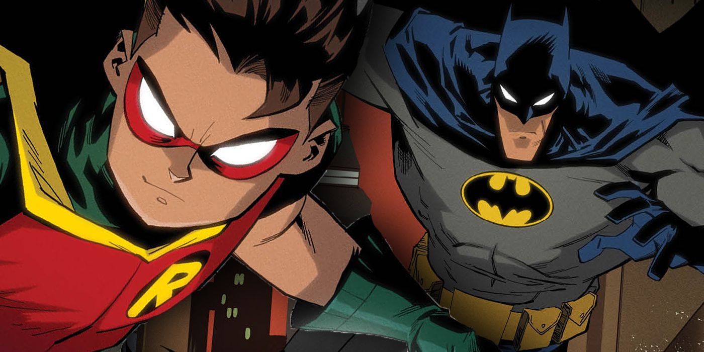 Batman: The Adventures Continue Just Turned Robin Into a KILLER?!