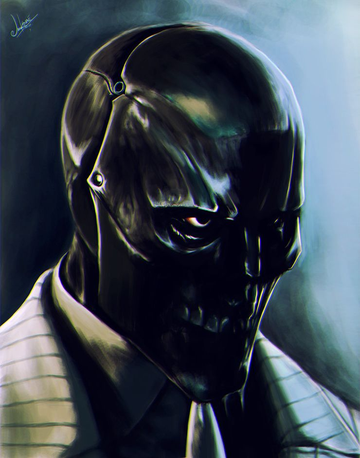 Birds Of Prey 10 Best Bits Of Black Mask Fanart Cbr