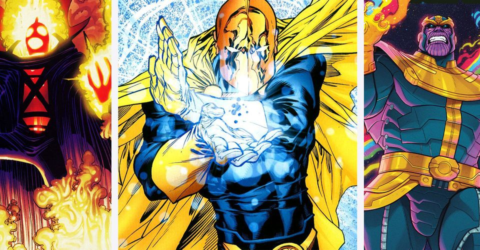 Dc 5 Marvel Villains Doctor Fate Could Defeat 5 He Would Lose To