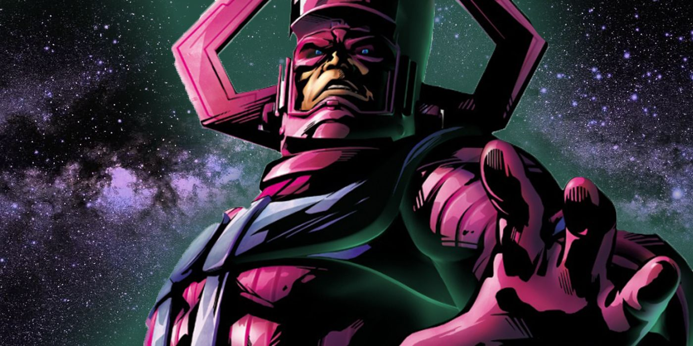 Galactus: The Marvel God REALLY Isn't as Powerful as He Used to Be
