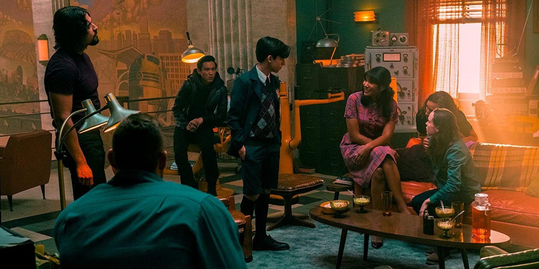 Umbrella Academy Releases Early Season 3 BTS Footage | CBR