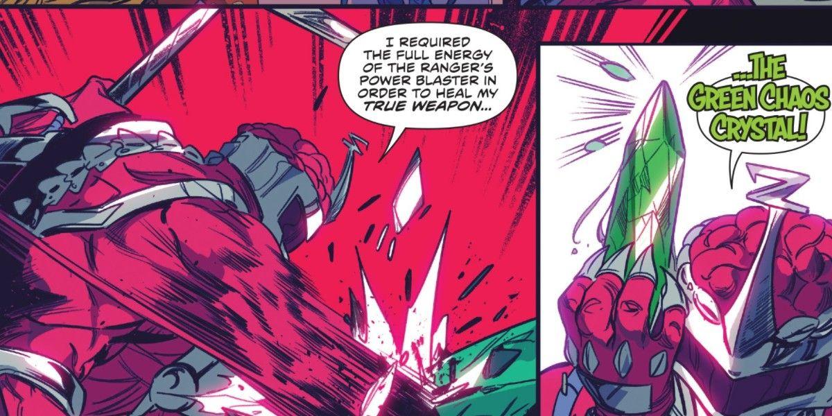 Power Rangers: Lord Zedd ESTÁ DE VOLTA - E Isso Muda Tudo 1