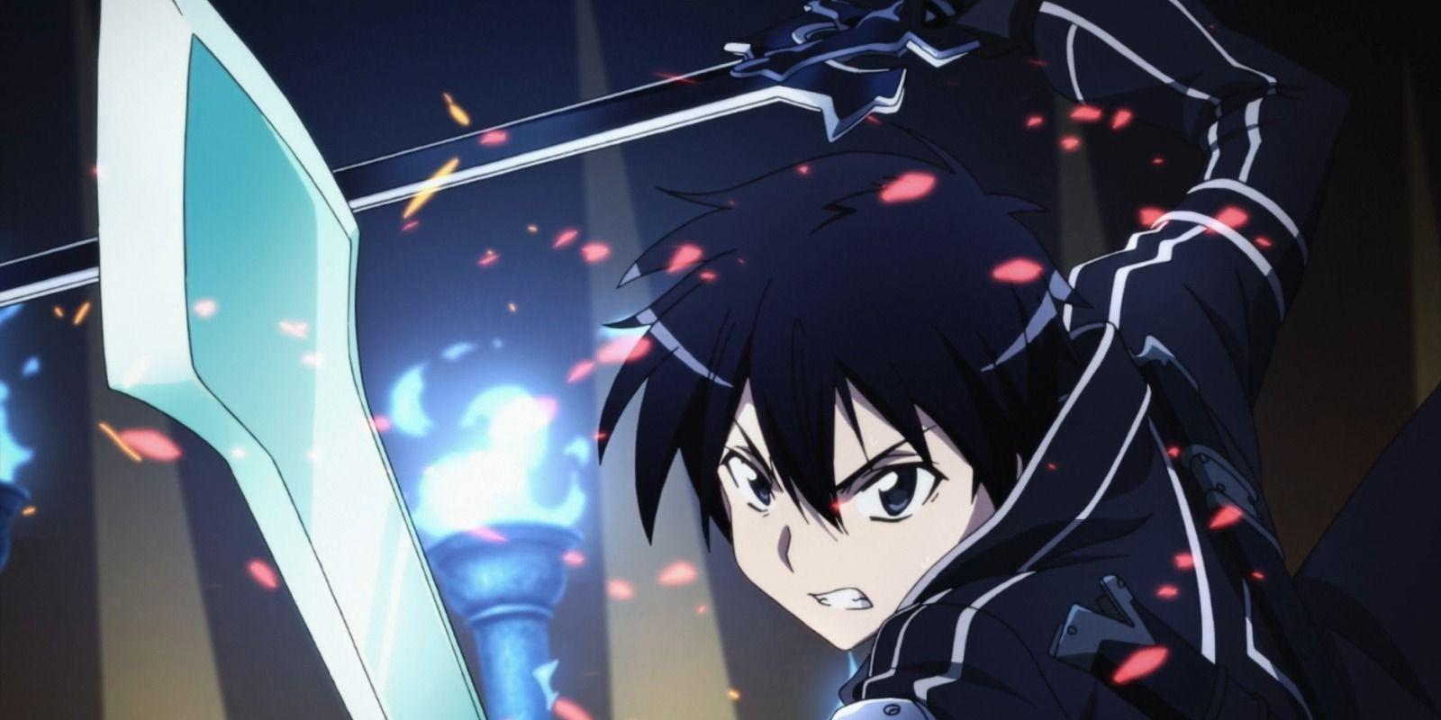 Sword Art Online: 5 Segredos estranhos sobre o corpo de Kirito Kazuto 1