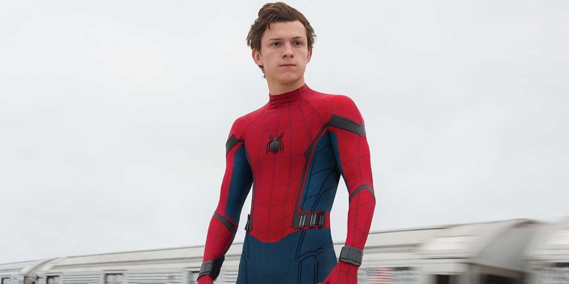 Spider-Man 3's Tom Holland Teases Best Day of His Career With Set Photo