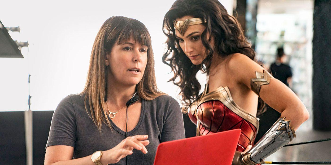 Patty Jenkins Says She's 'Not Sure' About Wonder Woman 3   CBR
