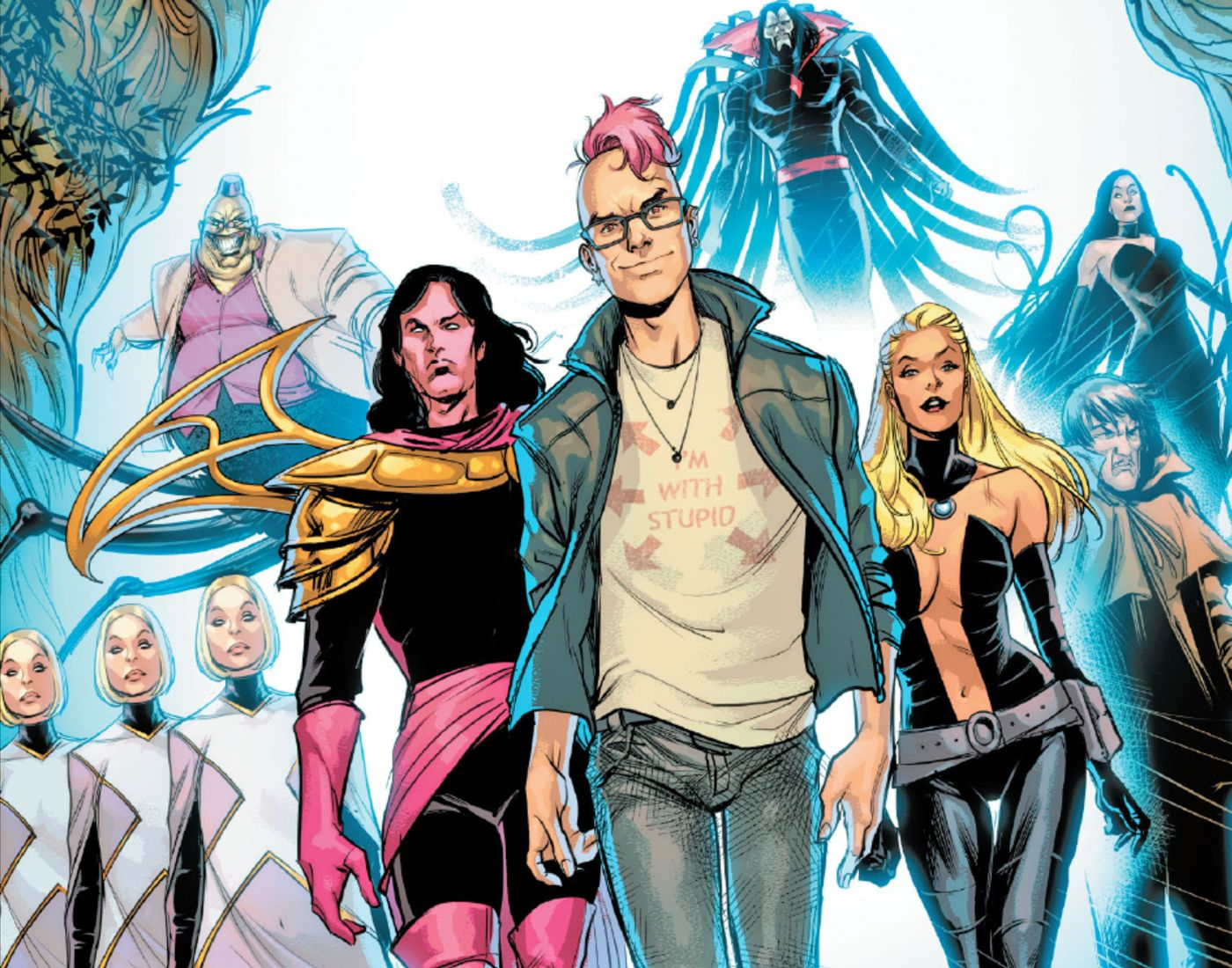 X-Men: Os novos Illuminati da Marvel já se infiltraram no Krakoa? 1