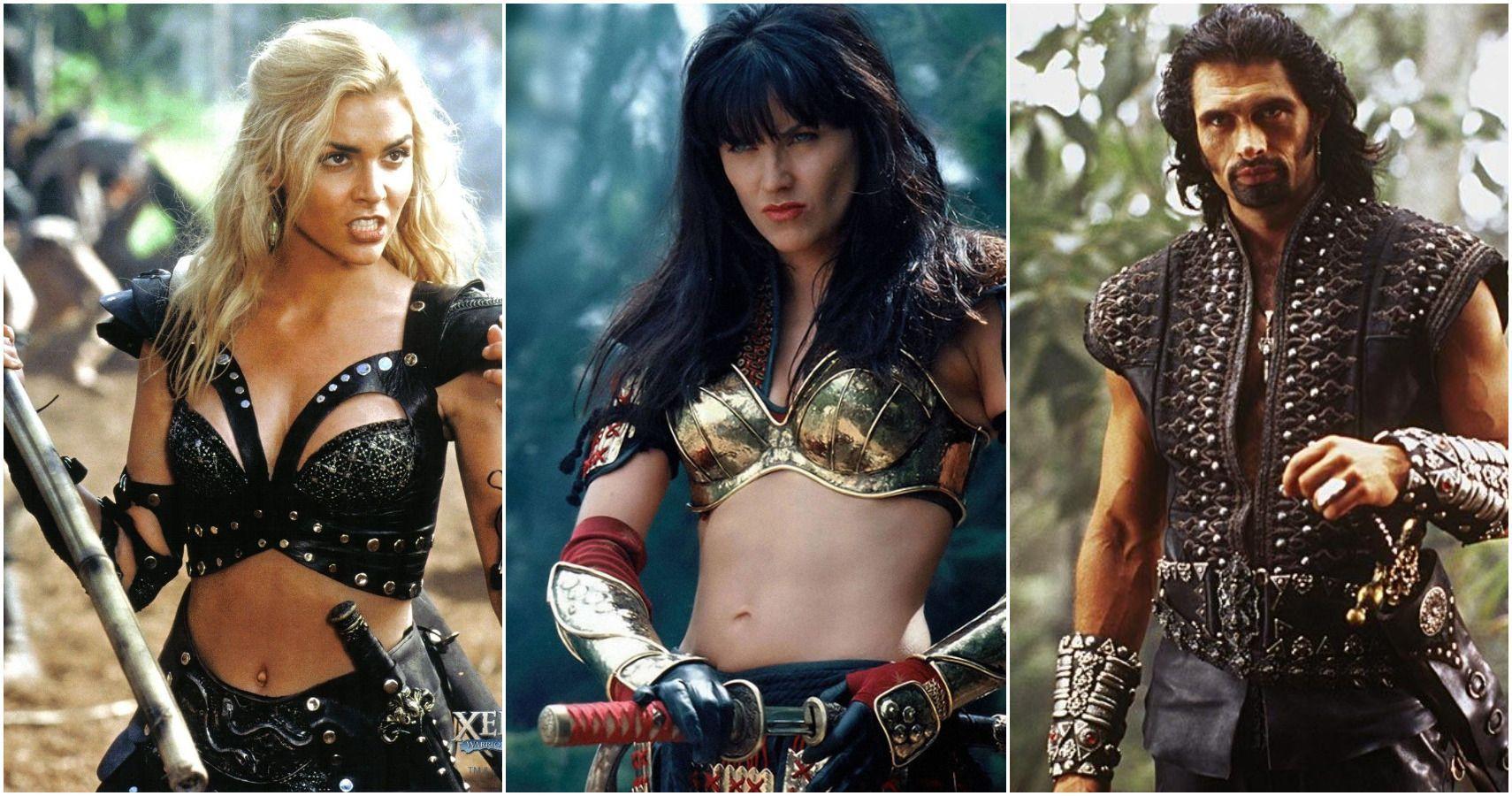 Xena: Warrior Princess | TVmaze
