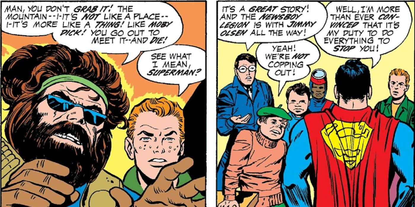 Jack Kirby's DC Debut 50 Years Ago Was Wild, Wonderful... and Worrying