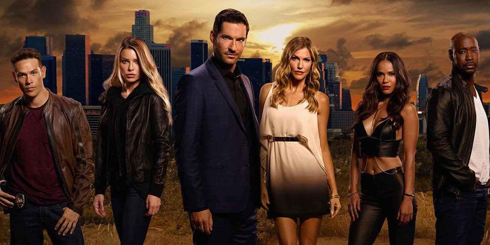 Lucifer Season 2 Deutsch