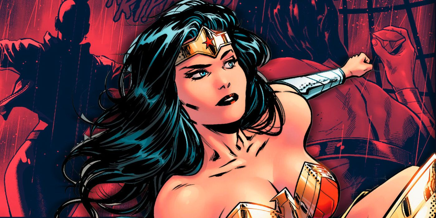 Wonder Woman's New Foe Just STOLE Her Powers   CBR