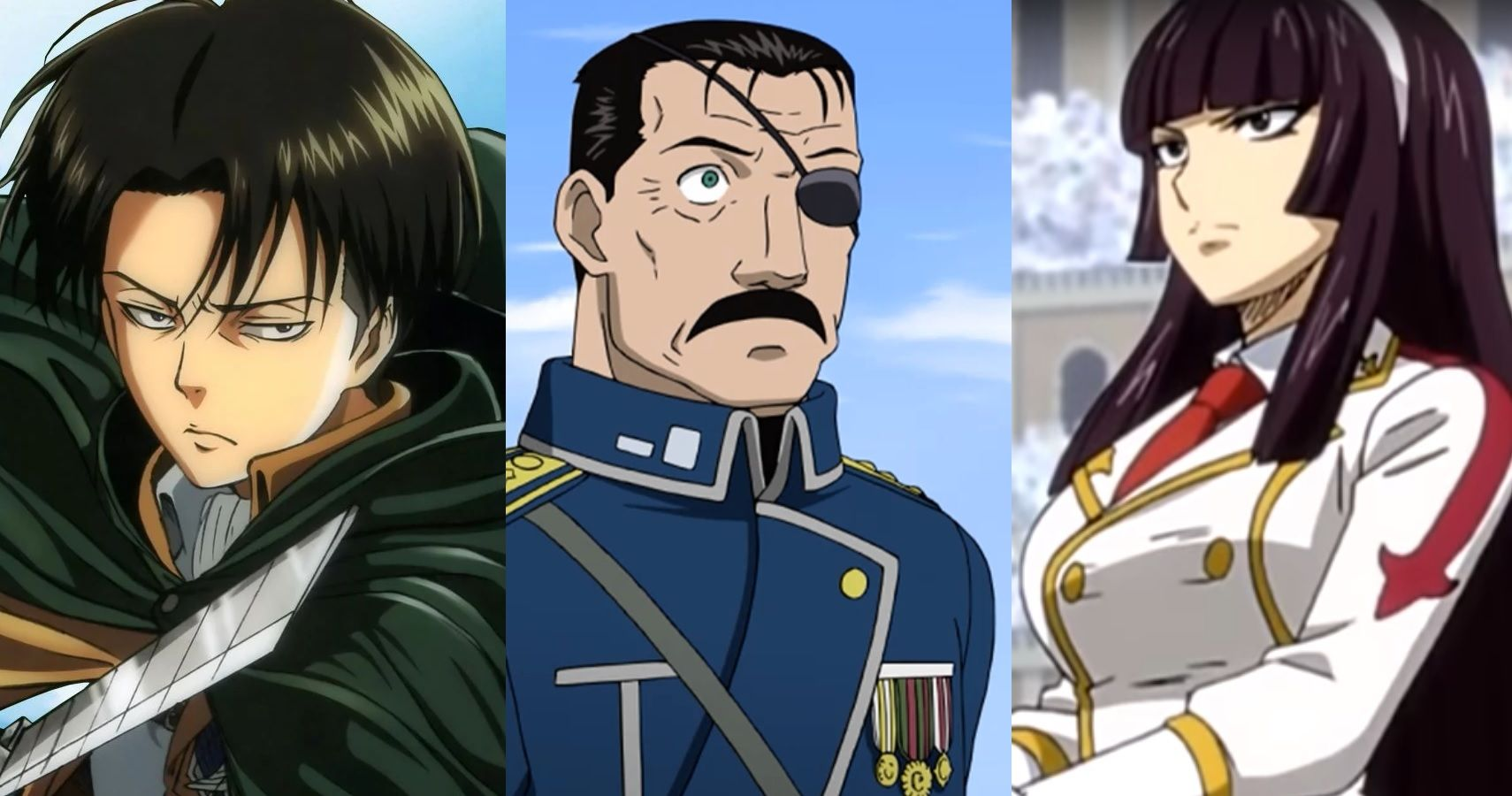 Fullmetal Alchemist: 10 Anime Characters Who Are Actually ...