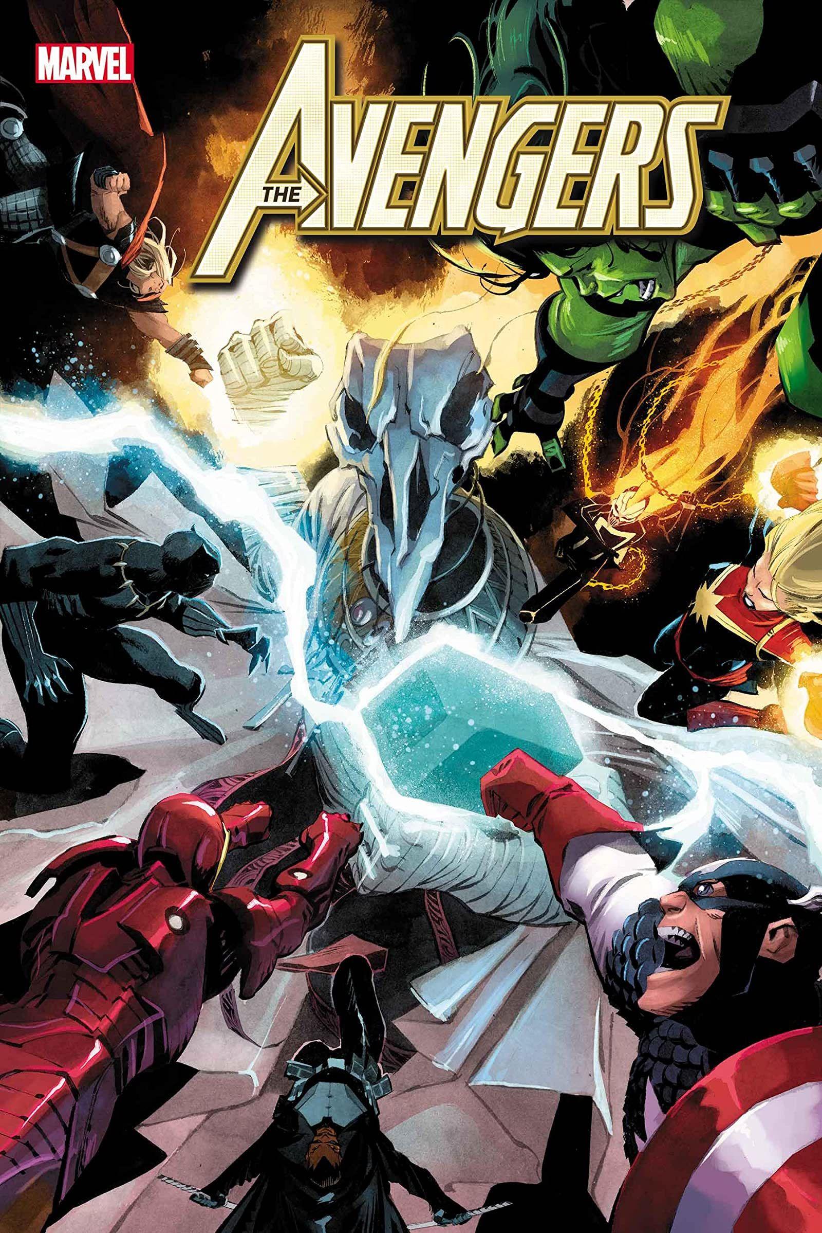 Avengers #37 Fortnite Var Marvel Comics Comic Book 2020