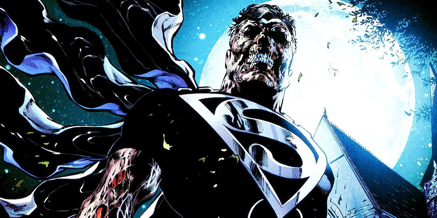 Superman: How DC's First Hero Became a Black Lantern