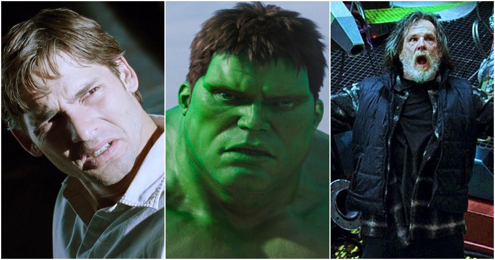 Hulk 5 Things Ang Lee S Movie Got Right 5 It Got Wrong Cbr