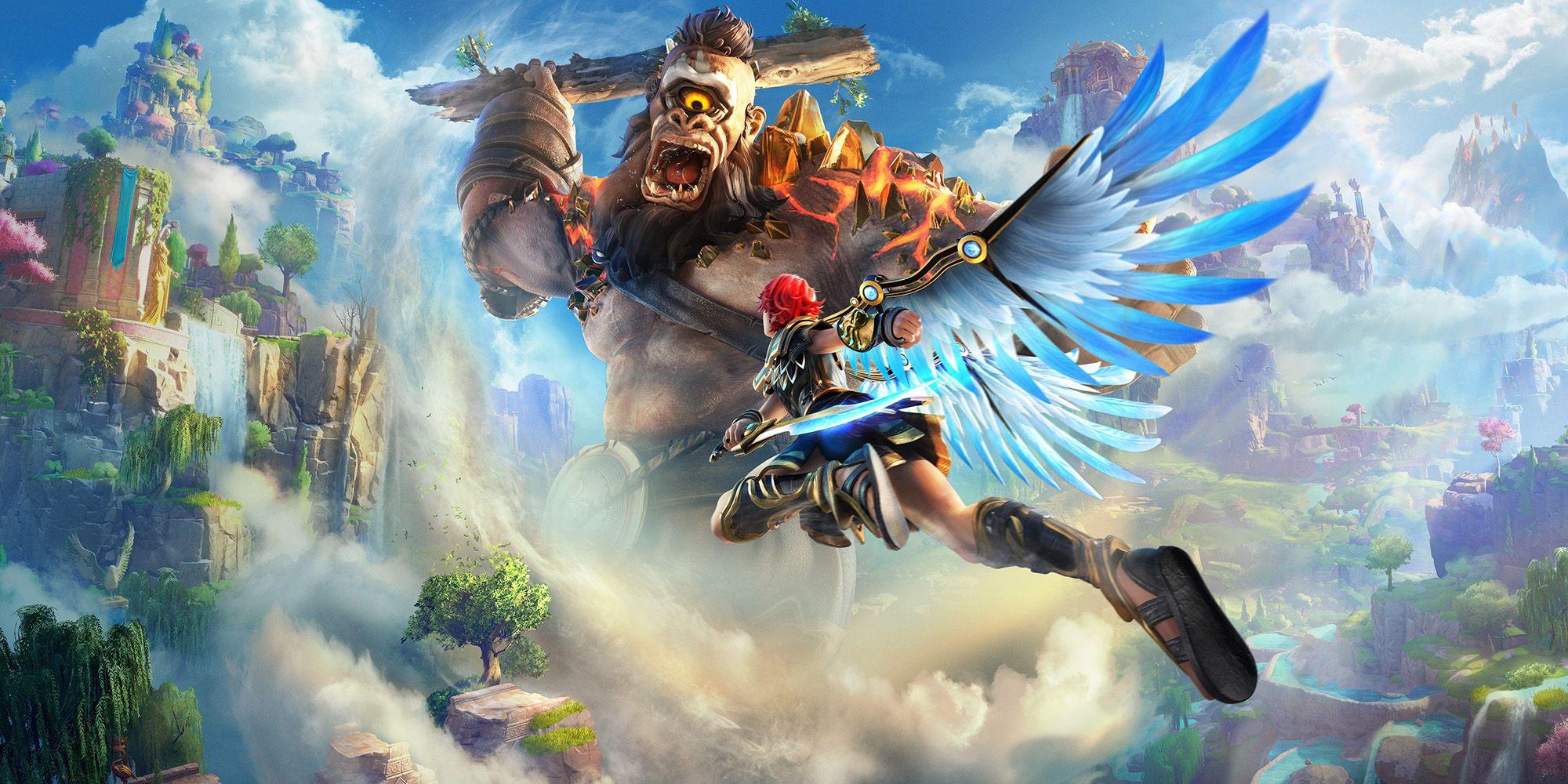 Immortals: Fenyx Rising - 5 Mythology-Based Games to Play While You Wait