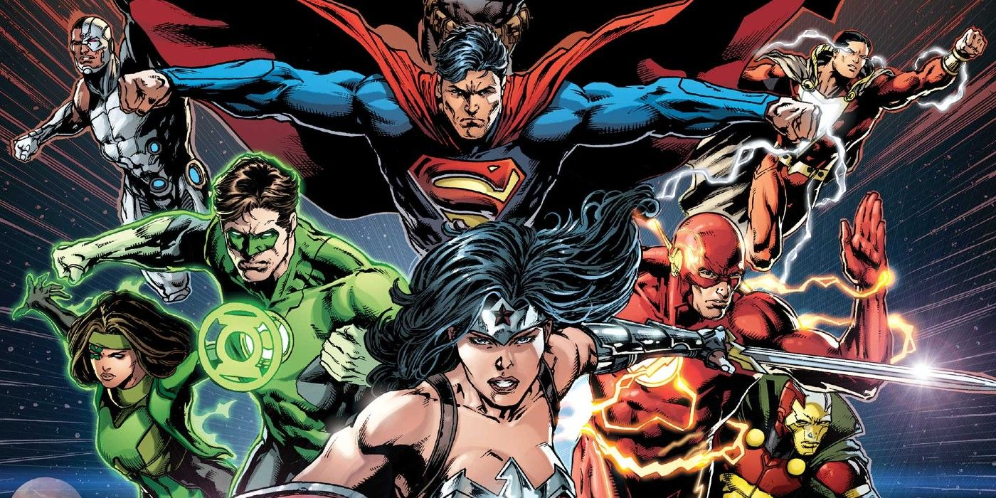 DC Comics Forever  - cover