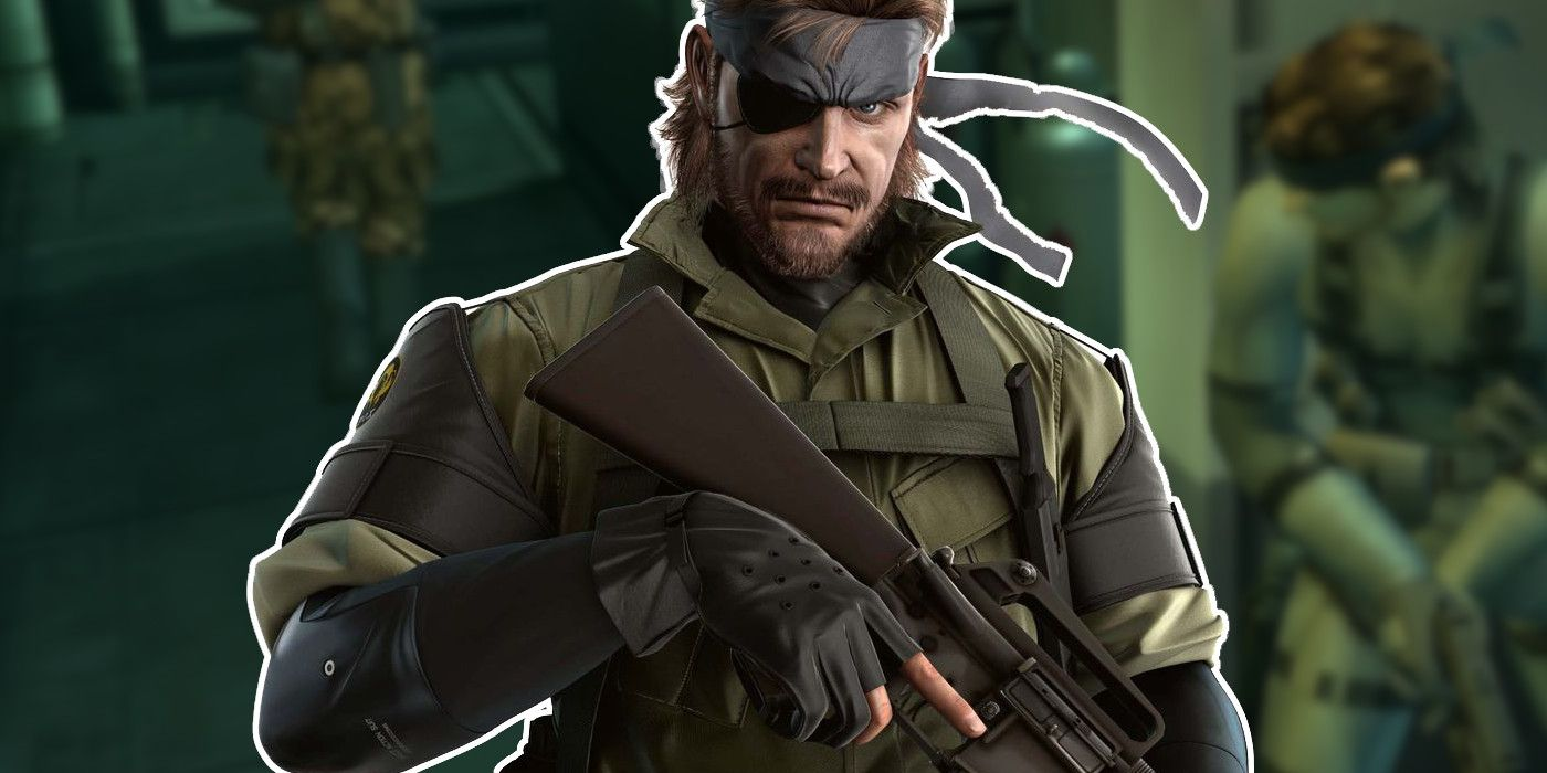 It's Time for a Metal Gear Solid Collection
