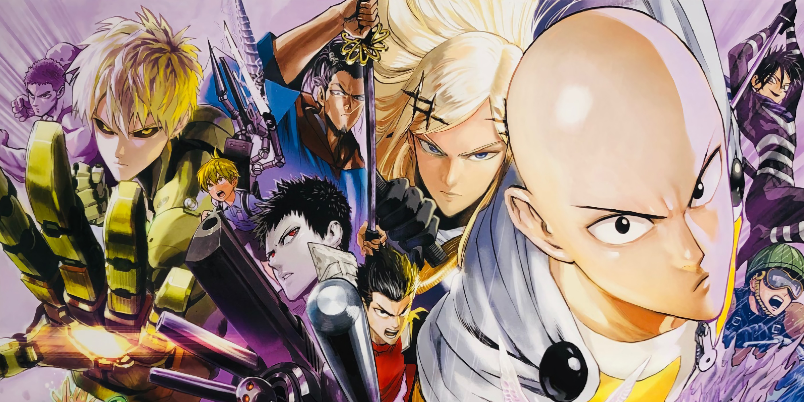 One Punch Man Recap The Monster Association Strikes Back In Vol 21
