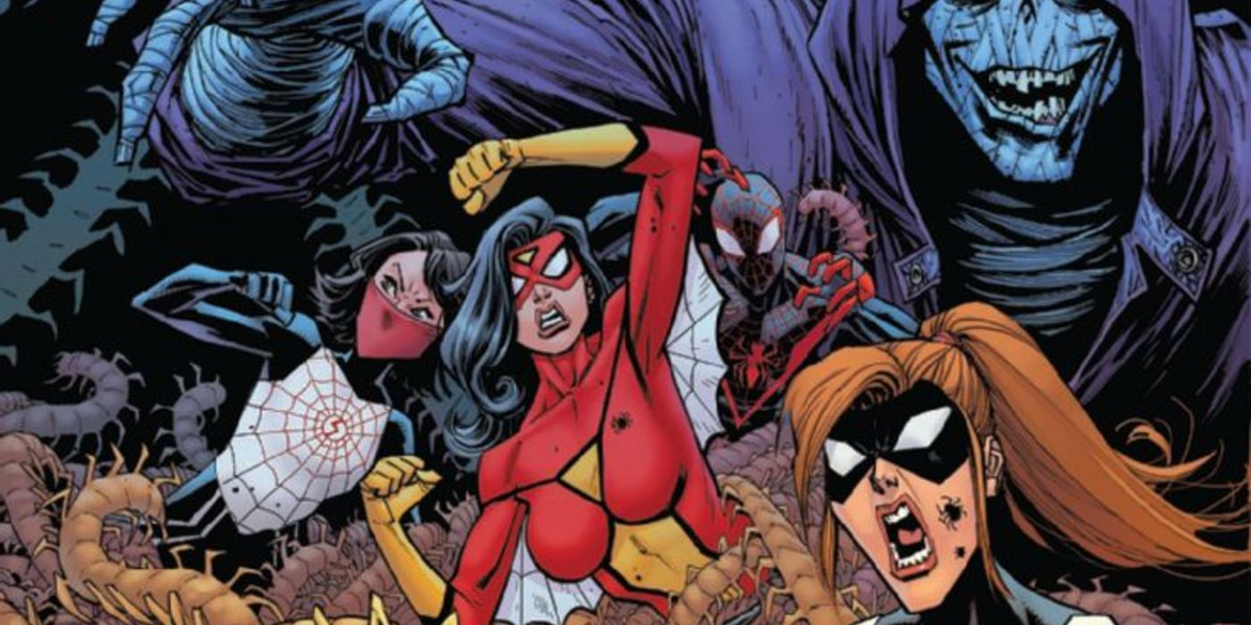 Spider-Man Just Gave Marvel's OTHER Spider Heroes a New Name