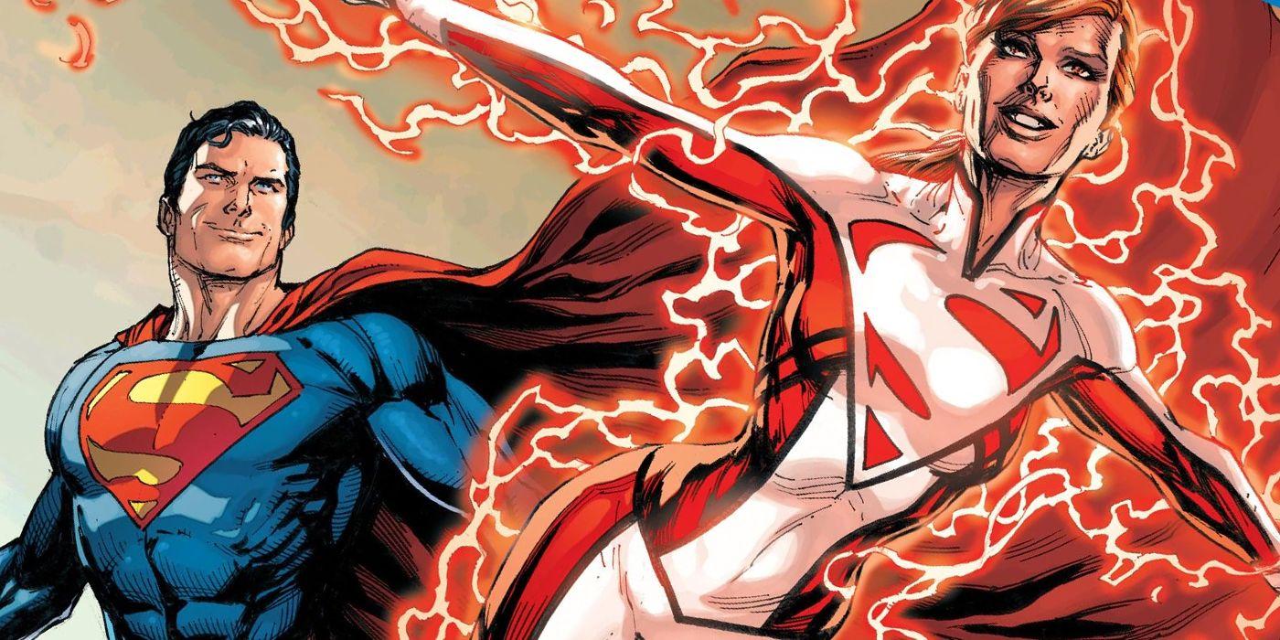 Superman Reveals Superwoman's Last Adventure | CBR