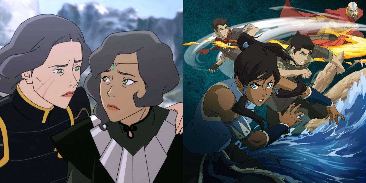 Legend of Korra: Which Character Are You Based On Your