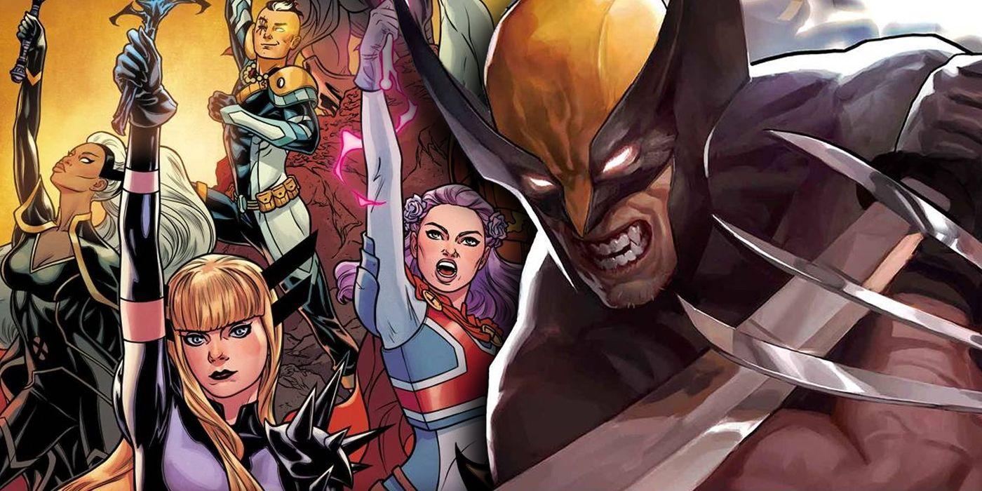 X of Swords: Marvel Reveals the X-Men's Ten Blades | CBR
