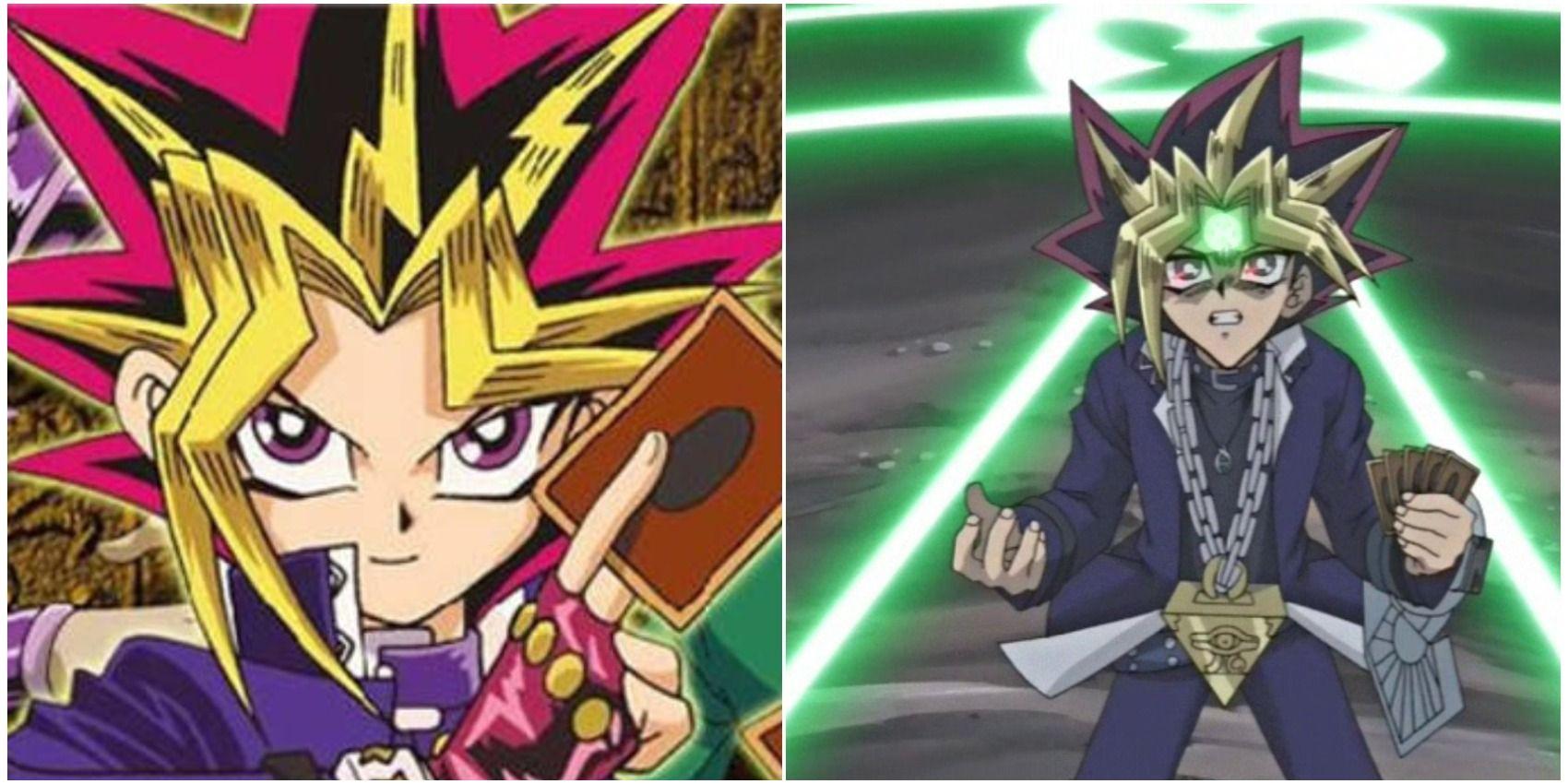 yugioh 10 absolutely insane animeexclusive cards  cbr