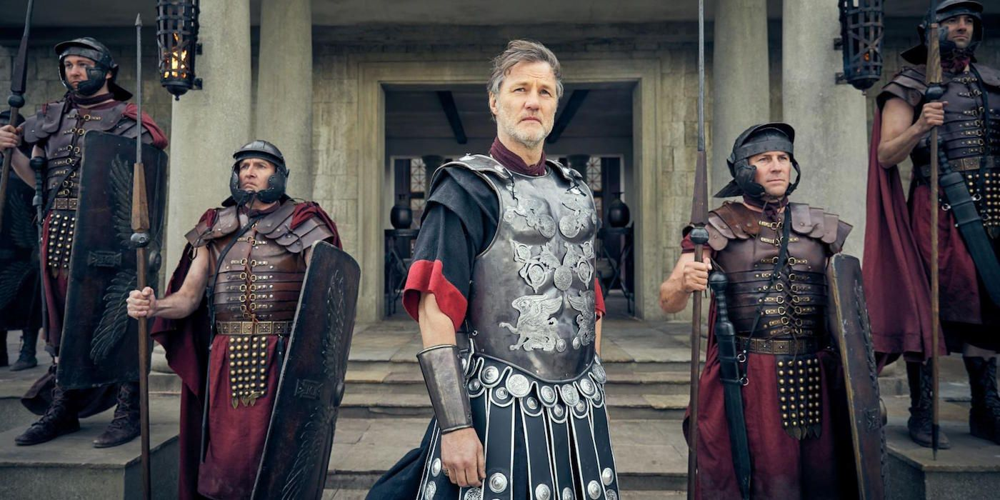 REVIEW: Epix's Britannia Fully Embraces Its Unique Tone In Season 2