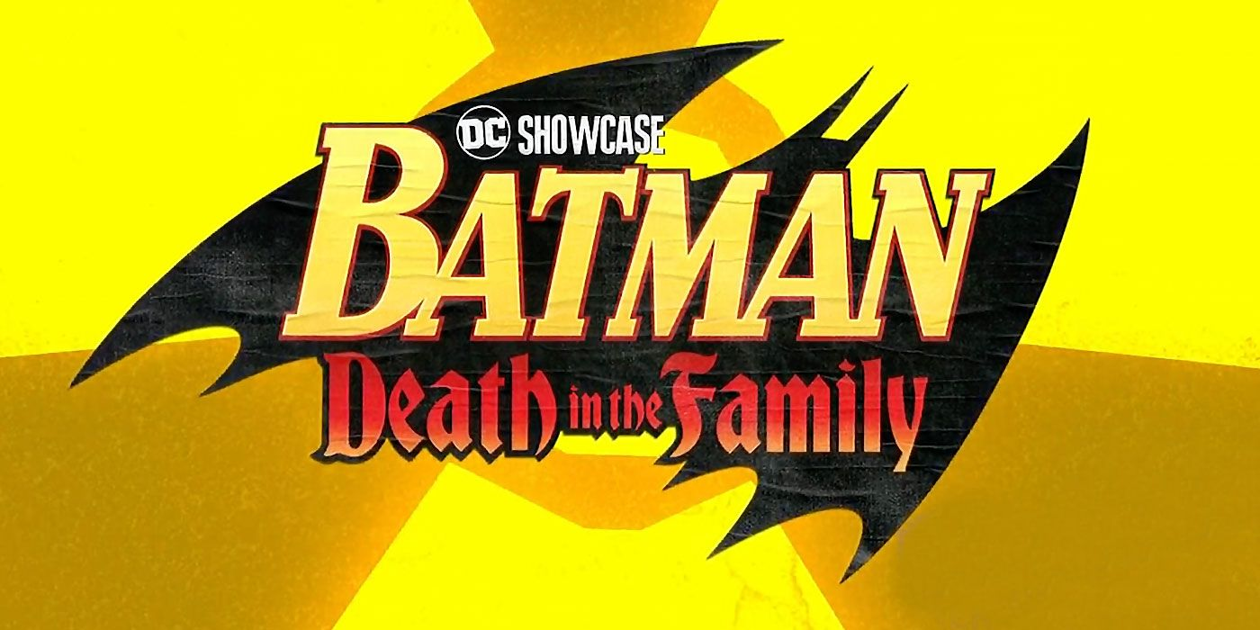 Batman: Death in the Family Releases Animated Opening Credits