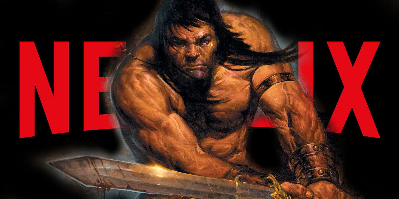 Conan the Barbarian Live-Action Series in Development at...