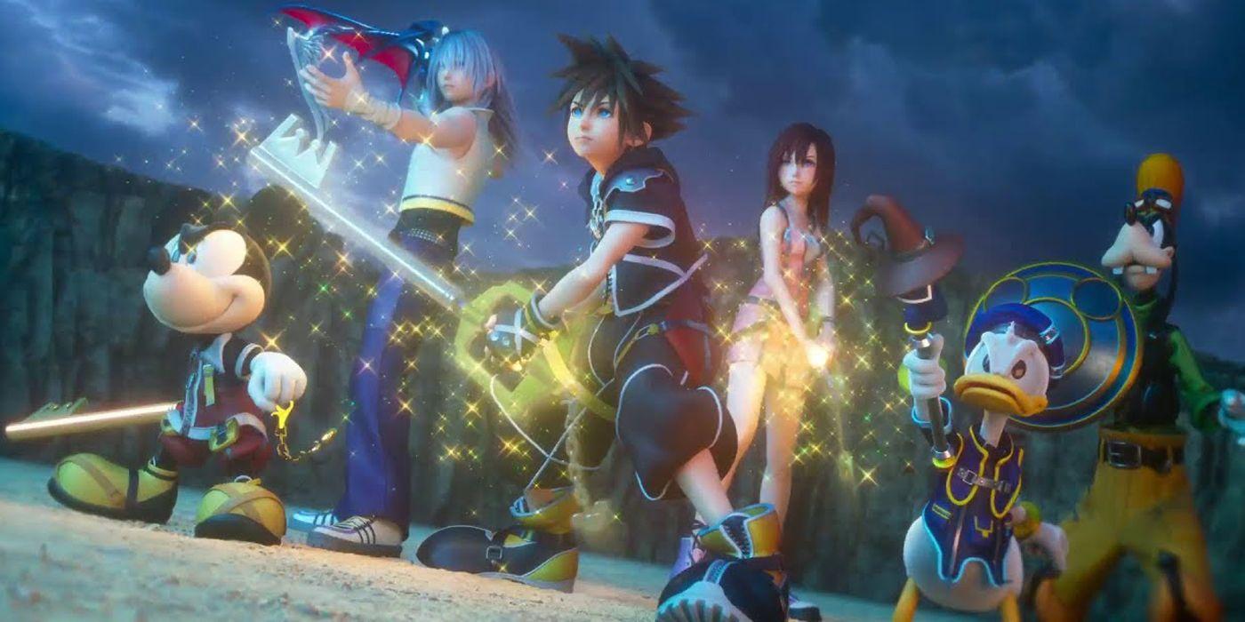 Kingdom Hearts PC Download (2020 Updated) - HSV International