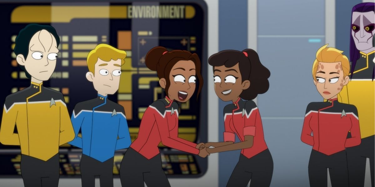 Star Trek: Lower Decks Episode 7 Shows the Freaky Side of Starfleet