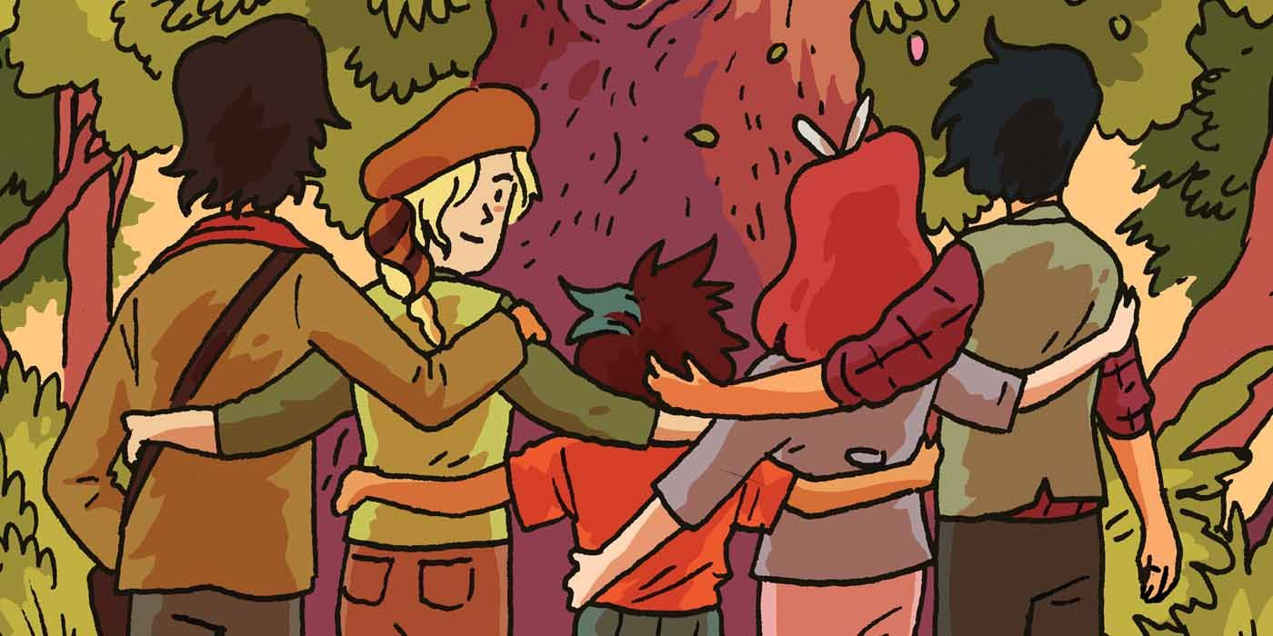 BOOM! Studios' Lumberjanes to End in December | CBR