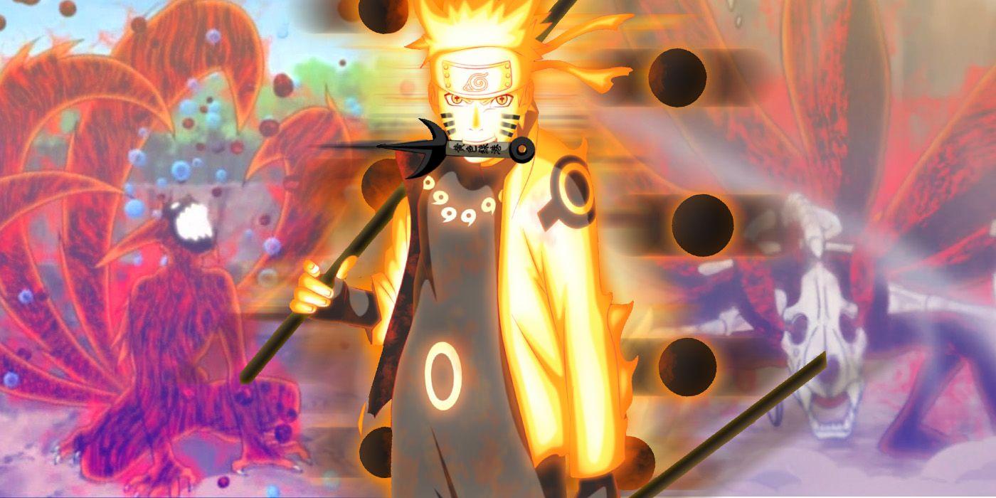 Anime Anatomy: 5 Weird Secrets About Naruto's Body