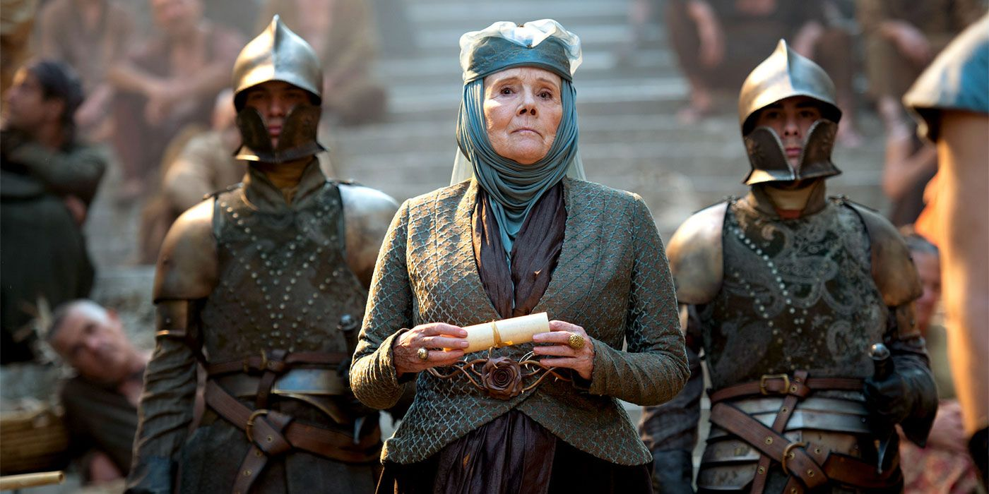 Game of Thrones: Diana Rigg Never Watched a Single Episode ...